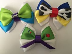 Hey, I found this really awesome Etsy listing at https://www.etsy.com/listing/269206347/inspired-toy-story-hair-bows-woody-bow