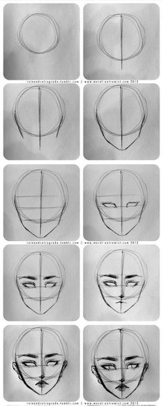 Hit Tutorial and Ideas Art Drawings Sketches Simple, Pencil Art Drawings, Easy Drawings, Body Drawing Tutorial, Sketches Tutorial, Drawing Expressions, Art Inspiration Drawing, Cartoon Art Styles, Drawing Techniques