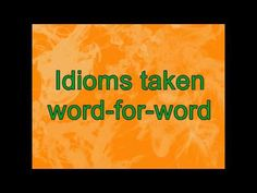 ▶ Idioms in Movies - YouTube