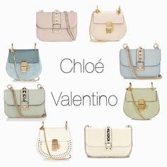 Dreaming of Spring.. Aren't these amazing colours? Want them ALLLLLLL 🙌 You can shop them via @liketoknow.it www.liketk.it/24T6E #liketkit LINK IN BIO!  #Chloé @chloe #Valentino @maisonvalentino #golestaneh #springbags #springcolours #trend #chloedrew #valentinolock #chloegirls #glamlock #drewbag