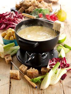 Käsefondue Beilagen: 2 leichte Rezepte für Salat als frische Ergänzung!