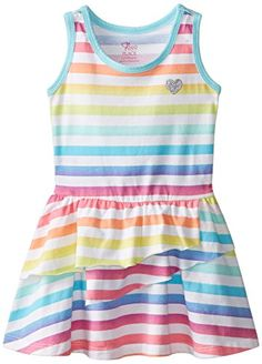 9ba9b732e5e The Children s Place Baby Girls  Asym… Jumping Beans Clothing
