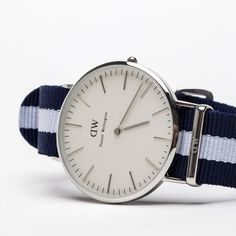 (10) Fancy - Classic Glasgow Watch by Daniel Wellington
