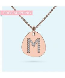 The Diamond Collection shows off the subtlety and charm of these rare gems and will add just the right amount of sparkle to your personalised collection of accessories. Diamond Initial Necklace, Name Necklace, Dog Tag Necklace, Pendant Necklace, Wheel Of Life, Tree Of Life Necklace, Rare Gems, Gift Vouchers, Initials
