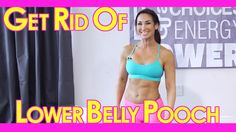 Best Lower Abs Workout To Get Rid Of The Lower Belly Pooch! | with Natal...