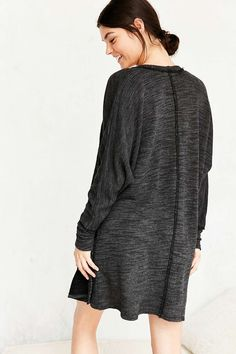 Project Social T X Out From Under Open Cardigan - Urban Outfitters
