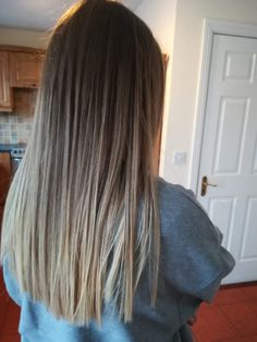 Balayage Blonde Ends - 20 Fabulous Brown Hair with Blonde Highlights Looks to Love - The Trending Hairstyle Brown Hair With Blonde Highlights, Brown Hair Balayage, Blonde Balayage, Hair Highlights, Brown To Blonde Ombre, Cabelo Ombre Hair, Brown Hair Cuts, Cool Hair Color, Hair Colour