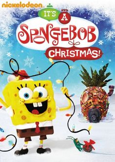 It's a SpongeBob Christmas. I'm not sure if will ever be considered a classic, but I sure enjoyed seeing Bikini Bottom in stop-motion animation.