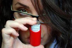 Breathing inhaler asthma air pollution