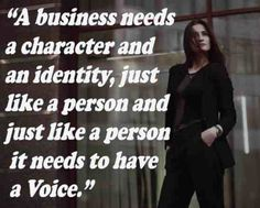 "108 Famous Picture SEO Quotes from Top Marketers-image -7,""A business needs a character and an identity, just like a person and just like a person it needs to have a Voice."" ― David Amerland"