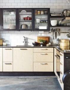 Puustelli Unveils Latest Kitchen Specialist To Offer Miinus Kitchen Interior Inspiration, Kitchen Dining, Kitchen Cabinets, House In The Woods, Bathroom Renovations, Home Kitchens, Home Decor, Kitchen Designs, Range