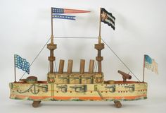 Admiral Dewey   ...tin ship