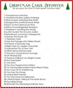 Hilarious Christmas Party Games // 12 Days of Christmas