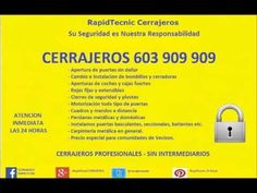 Cerrajeros La Patacona 603 909 909 Baratos