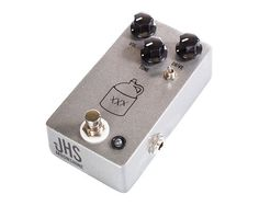 JHS Pedals Moonshine Overdrive Pedal   JHS Pedals Moonshine Overdrive Pedal  Are you looking for an overdrive that is not transparent and adds its own character and attitude? The Moonshine is for you. The JHS Moonshine Overdrive is a highly unique and massively tweaked version of the most famous overdrive ever created and housed in a little green enclosure. Blues, rock, country, jazz, and even hardcore/metal players will find this is an indispensable tool for shaping and creating uni..