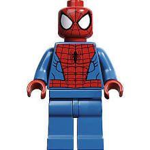 For Rudi: LEGO Spiderman Mini Figure – Spiderman