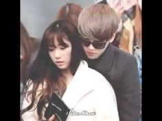 baekhyun and taeyeon - Google Search