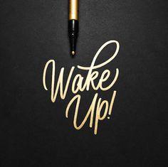 Monday #whichpendidyouuse #typography #vesterbro by jonathanfaust