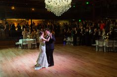 Socha Wedding Ceremony and Reception at Iron City Bham | Photography by Rebecca Long Photography | Wedding Venues in Birmingham Alabama