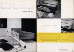 Modernist Herbert Matter - King of Layout Design Layout Design, Print Layout, Page Layout, Book Design, My Design, Graphic Design, Herbert Matter, Folio Books, Yearbook Layouts