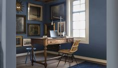 Trends : Dulux's Colour of the Year for 2017 is Denim Drift – Fawn. Country Luxe Living. Interior Design & Lifestyle Accessories.