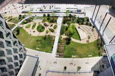MEDIACITY-Gillespies-Landscape-architecture-01 « Landscape Architecture Works | Landezine