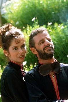 Barbara Bach-Starkey♥♥Richard L. Starkey.