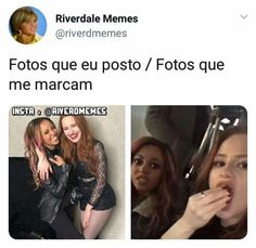 Kkkk Real Bughead Riverdale, Riverdale Memes, Series Movies, Movies And Tv Shows, Best Of Netflix, Pretty Little Liars, Camilla Mendes, Betty And Veronica, Lost Girl
