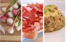 Risotto, Knoblauch Parmesan und Iberischer Schinken  #IbericoSchinken #Food #Essen #Gourmet  #Gourmet Essen #PataNegra #PataNegraSchinken #Ham #Lebensmittel #Schweiz #Switzerland #Foodie #Risotto Risotto, Parmesan, Ethnic Recipes, Food, Easy Recipes, Garlic, Switzerland, Foods, Eten