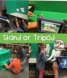 Green Screen in the Classroom: Getting Started - Goodwinnovate Teaching Technology, Technology Integration, Technology News, Librarian Career, Thinking Maps, Innovation Lab, Visual And Performing Arts, Flipped Classroom, Classroom Activities
