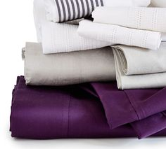Bed Basic: Choosing the Sheets That Are Right For You/Apprenez comment choisir les draps qui vous conviennent.