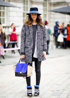Sneakers-Street-Style-Soraya-Bakhtiar-Vodafone-London-Fashion-Week-Fall-Winter-2012-2013-New-York-City-Street-Style-Fashion