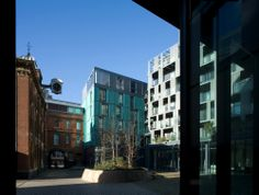 Brewery Square - Hamiltons Architects
