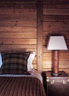 Chalet interior by Nicky Dobree Chalet Design, Chalet Style, Ski Chalet, Chalet Chic, Chalet Interior, Interior Paint, Interior Design Awards, Cabins And Cottages, Log Cabins