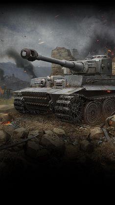 Military Art, Military History, Panzer Tattoo, Tank Drawing, Tank Wallpaper, Tank Armor, War Thunder, Tiger Tank, Army Vehicles
