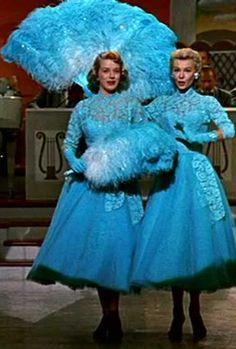 Christmas Movies, Sisters Starring, Christmas Movie Costume, Sisters Sisters, Haynes Sisters, Christmas Costumes, Christmas Sisters, White Christmas Costume
