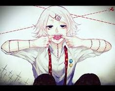 Image result for tokyo ghoul juuzou