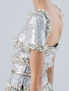 Chanel Haute Couture Fall 2014//