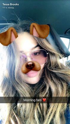 Tessa Brooks, Jake Paul, Emma Watson, Erika, Baddie, Snapchat, Beauty, Beautiful, Wattpad