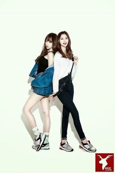 EXID Hani & Junghwa