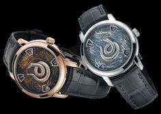 Vacheron Constantin inicia una nueva colección de relojes como tributo al tradicional calendario oriental