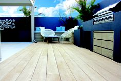 NEW decking product - Millboard A premium and unique decking product made from polyurethane - it's not a composite so contains no timber fibre. See www.mbsales.com.au/millboard for details. See this display - Ross North Greenoak in Piara Waters.