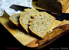 Chleb z kaszą gryczaną - Przepis - Smaker.pl