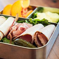 Paleo Lunches in a Box