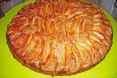 Nuss-Apfel Kuchen vegan, ein schönes Rezept aus der Kategorie Backen. Bewertungen: 19. Durchschnitt: Ø 4,6.