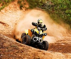 Can-Am Renegade 1000 X xc.    http://can-am.brp.com/off-road/atv/renegade/renegade-x-xc.html