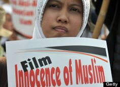 Google has blocked the YouTube video that has sparked anti-American protests in Egypt, Libya, India, and Indonesia, saying this reflects its 2007 policies where films of this nature are illegal. Google will not restrict the video in the USA because the video fits with the guidelines in America. The film's Egyptian Coptic Christian producer is being investigated with respect to violating his parole for bank fraud, rather than the film's production.  #sociology