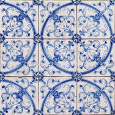 Azulejos antigos no Rio de Janeiro: Centro XLIII - rua do Teatro