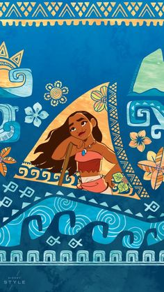 You're Welcome for These 5 Moana Phone Backgrounds