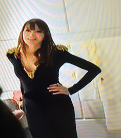 Annabelle neilson black sheer dress